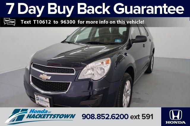 used 2015 Chevrolet Equinox car, priced at $9,995