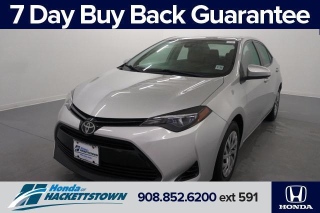 used 2018 Toyota Corolla car, priced at $15,495