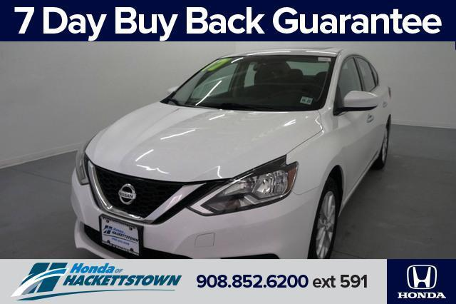 used 2017 Nissan Sentra car, priced at $13,995