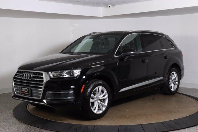 used 2018 Audi Q7 car, priced at $36,895