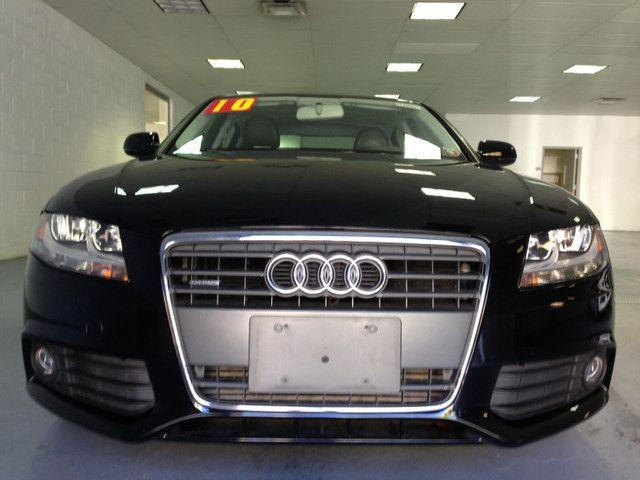 used 2010 Audi A4 car, priced at $26,995