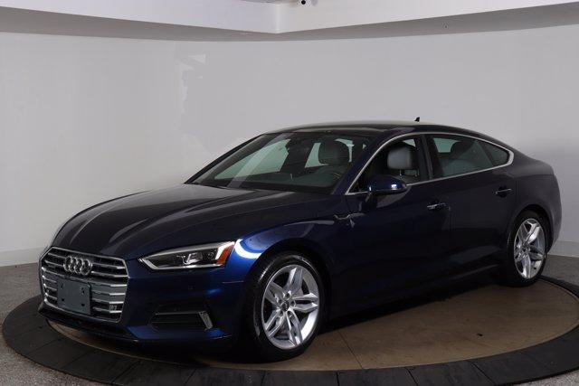 used 2019 Audi A5 car, priced at $40,495