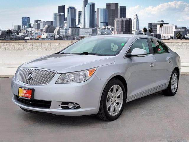 used 2010 Buick LaCrosse car, priced at $11,991