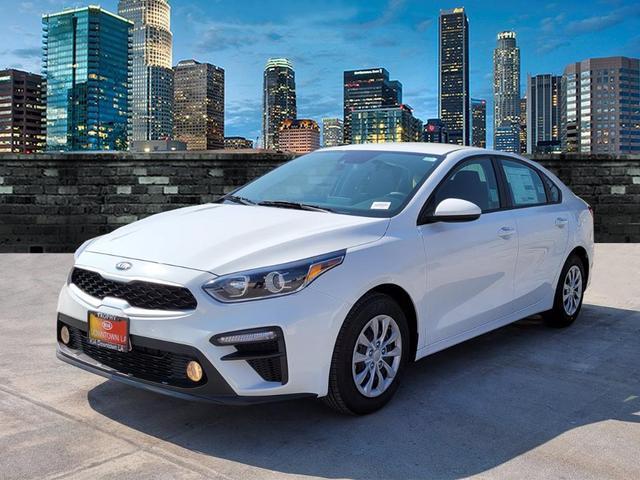 new 2020 Kia Forte car, priced at $18,900