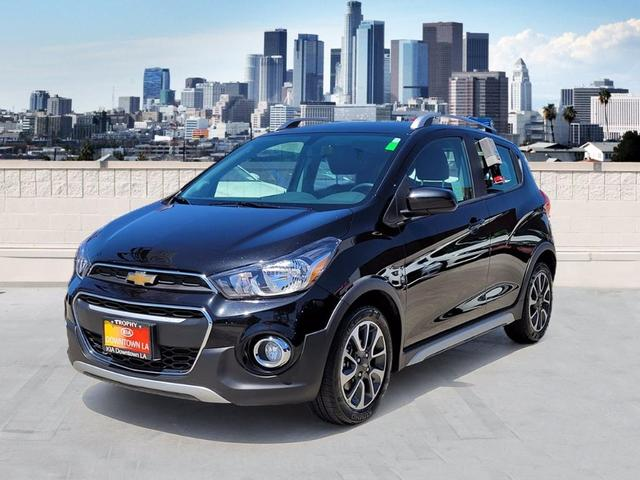 used 2020 Chevrolet Spark car, priced at $16,991