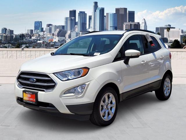 used 2019 Ford EcoSport car, priced at $18,990