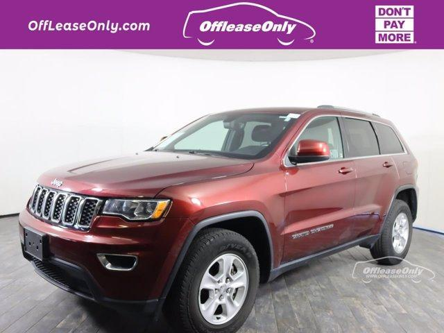 used 2017 Jeep Grand Cherokee car, priced at $24,999