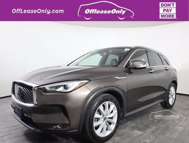 used 2019 INFINITI QX50 car, priced at $35,499