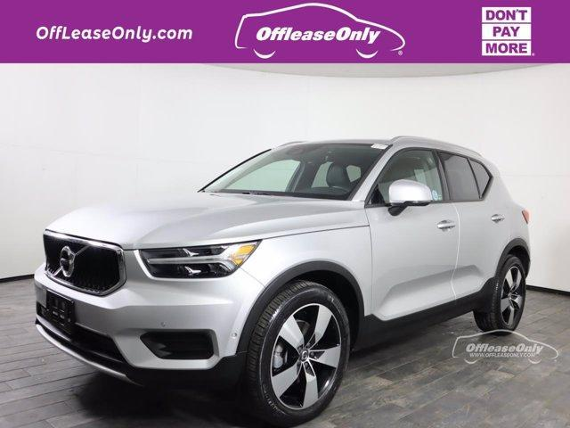 used 2019 Volvo XC40 car, priced at $29,499