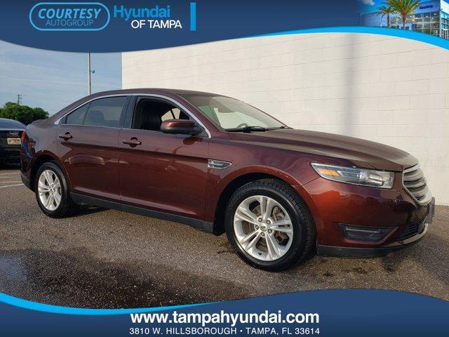 used 2015 Ford Taurus car, priced at $16,215