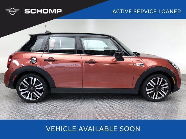 used 2021 MINI Hardtop car, priced at $34,030