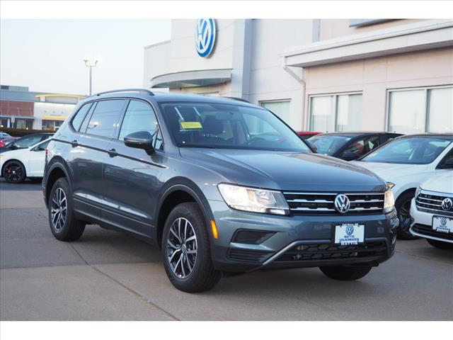 new 2021 Volkswagen Tiguan car, priced at $26,462