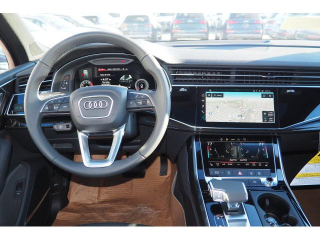 new 2021 Audi Q7 car, priced at $69,870