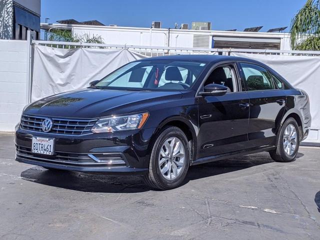 used 2018 Volkswagen Passat car, priced at $21,000