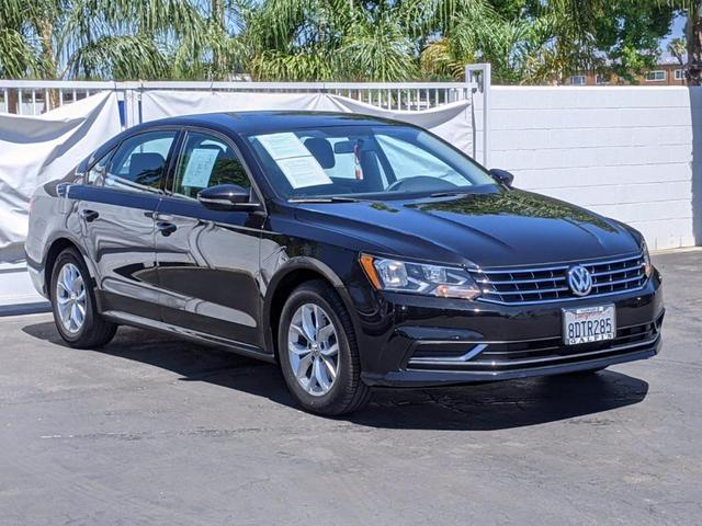 used 2018 Volkswagen Passat car, priced at $19,500