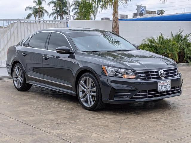 used 2017 Volkswagen Passat car, priced at $19,500