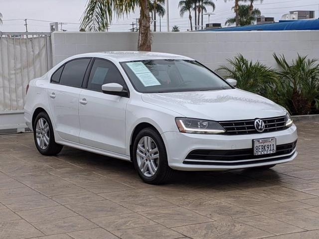 used 2018 Volkswagen Jetta car, priced at $17,000
