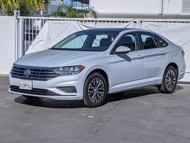 used 2019 Volkswagen Jetta car, priced at $21,500