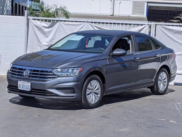 used 2019 Volkswagen Jetta car, priced at $21,000
