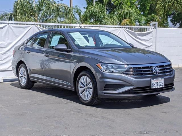 used 2019 Volkswagen Jetta car, priced at $20,500