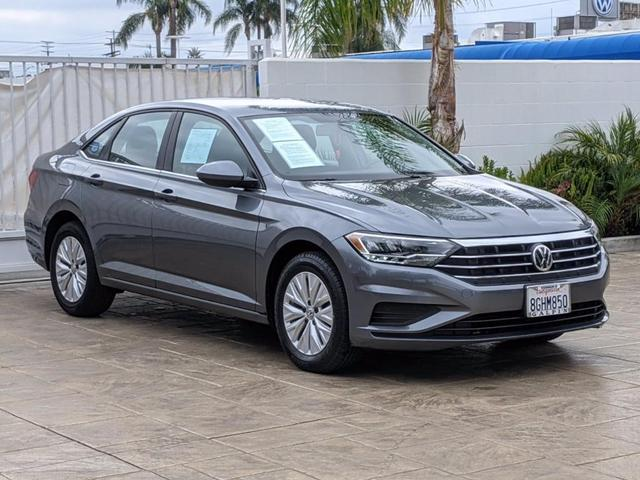 used 2019 Volkswagen Jetta car, priced at $19,500