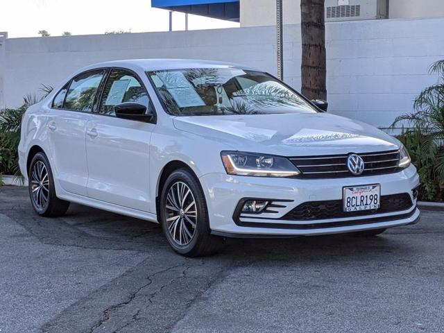 used 2018 Volkswagen Jetta car, priced at $18,500