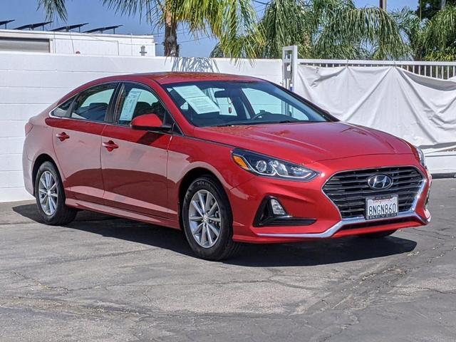 used 2019 Hyundai Sonata car, priced at $21,500
