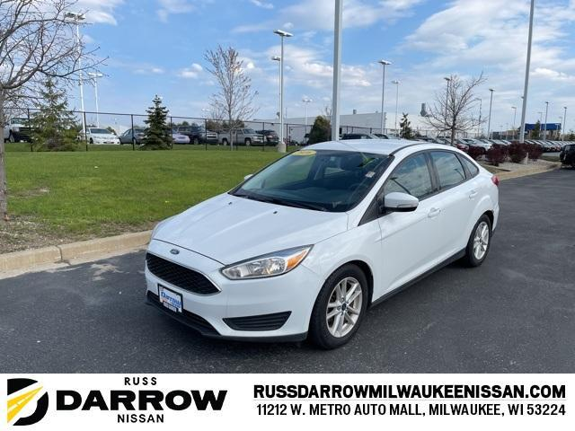 used 2016 Ford Focus car, priced at $9,284