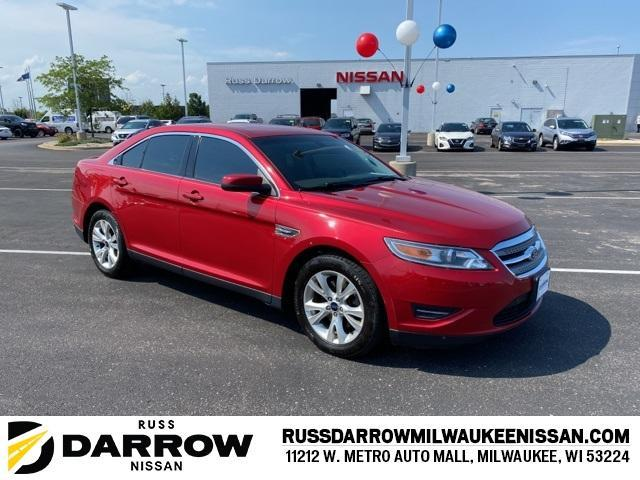 used 2012 Ford Taurus car, priced at $9,533