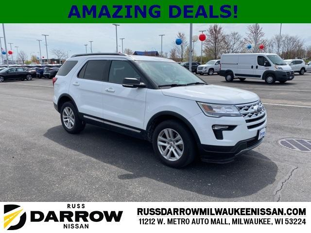 used 2019 Ford Explorer car, priced at $28,714