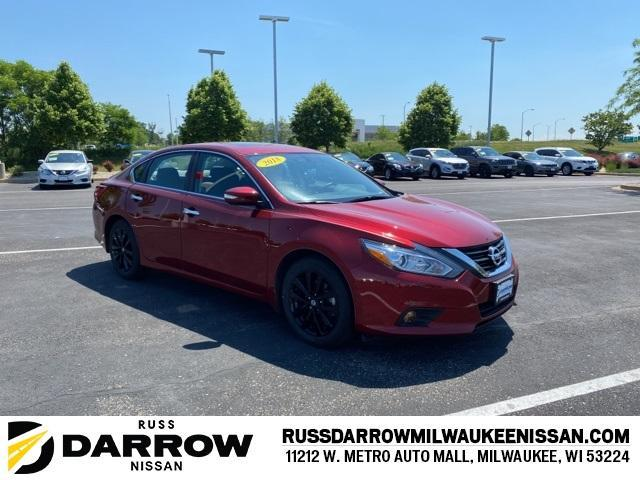 used 2018 Nissan Altima car, priced at $19,301