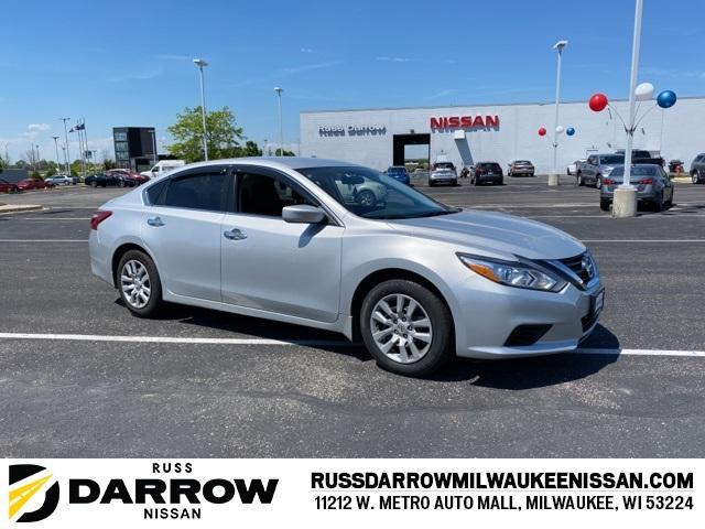 used 2018 Nissan Altima car, priced at $18,373