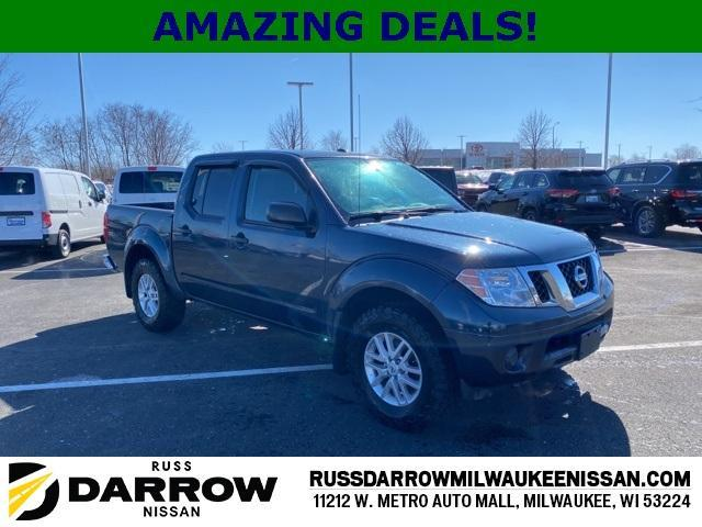 used 2017 Nissan Frontier car, priced at $18,815