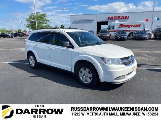 used 2012 Dodge Journey car, priced at $7,992