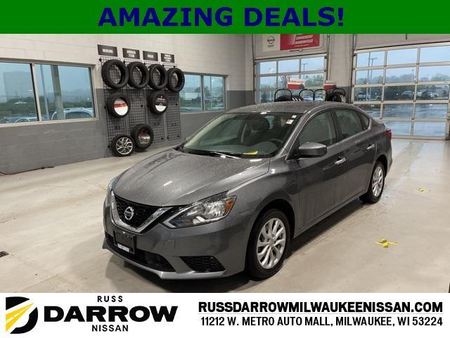 used 2019 Nissan Sentra car, priced at $18,356