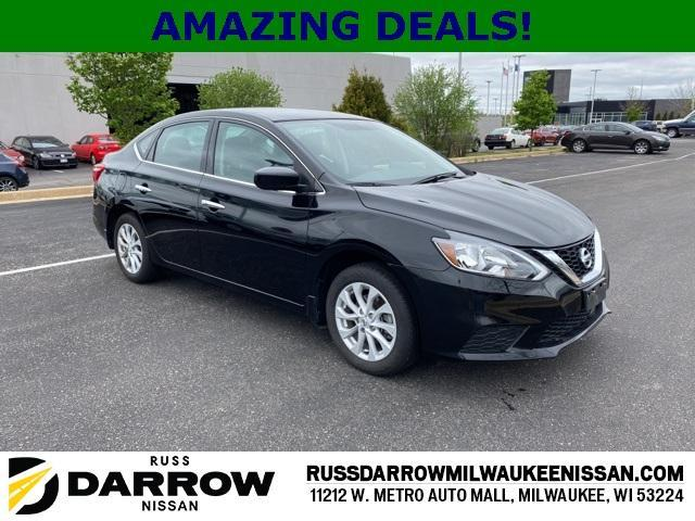 used 2019 Nissan Sentra car, priced at $18,657