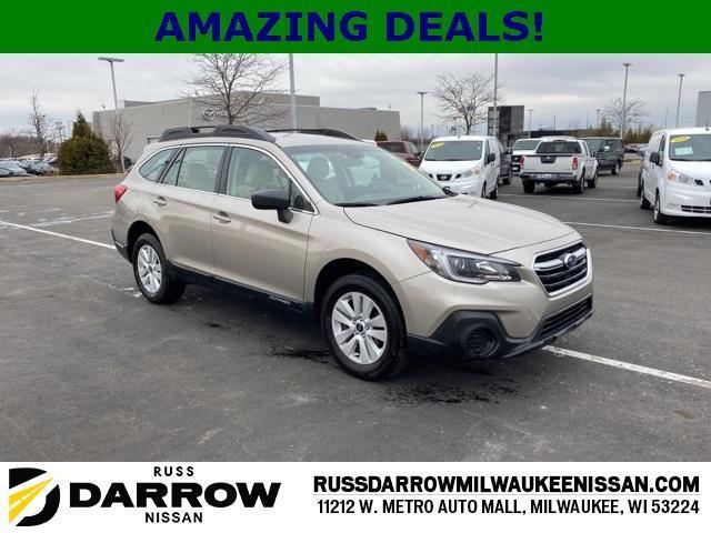 used 2019 Subaru Outback car, priced at $25,902