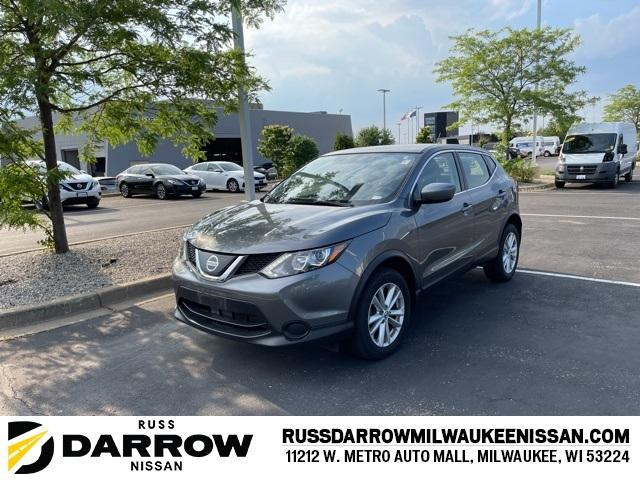 used 2018 Nissan Rogue Sport car, priced at $20,824