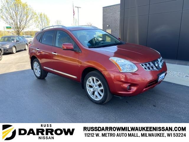 used 2011 Nissan Rogue car, priced at $8,136