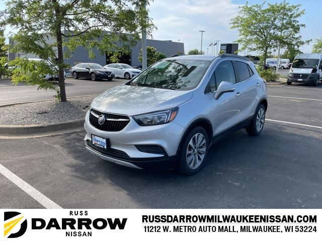 used 2019 Buick Encore car, priced at $19,743
