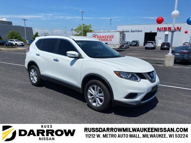 used 2016 Nissan Rogue car, priced at $20,061