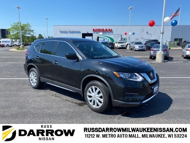 used 2018 Nissan Rogue car, priced at $21,870