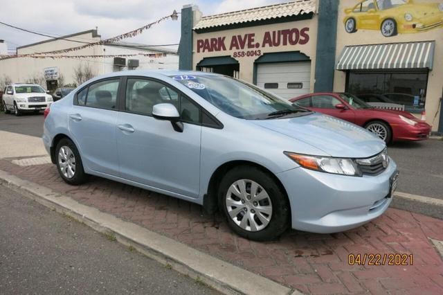 used 2012 Honda Civic car, priced at $5,995