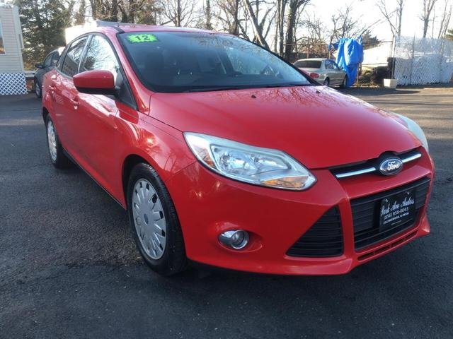 used 2012 Ford Focus car, priced at $7,595
