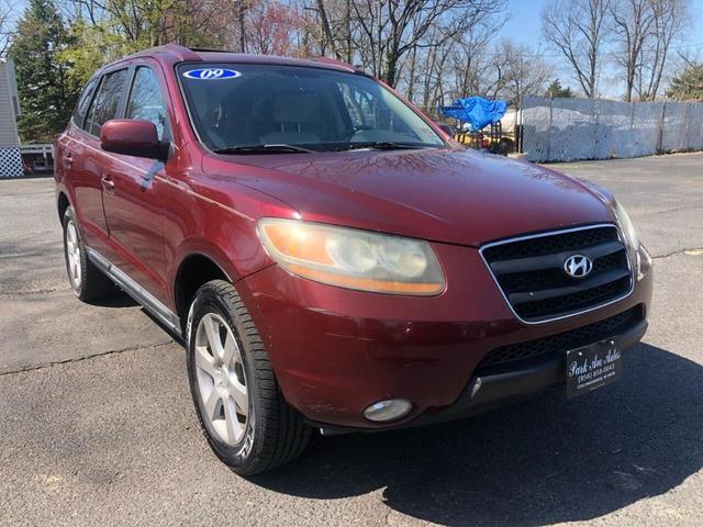 used 2009 Hyundai Santa Fe car, priced at $4,995