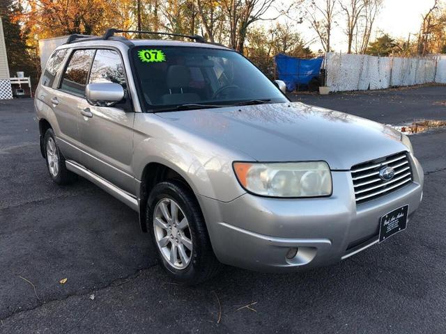 used 2007 Subaru Forester car, priced at $3,995