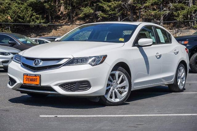 used 2018 Acura ILX car, priced at $21,095