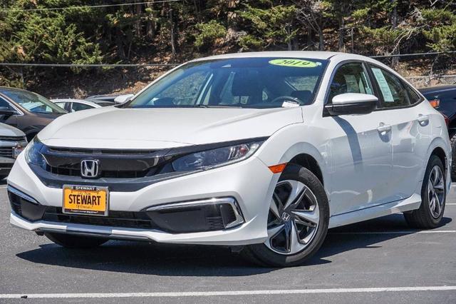 used 2019 Honda Civic car, priced at $20,991
