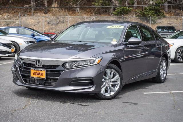 used 2020 Honda Accord car, priced at $26,423