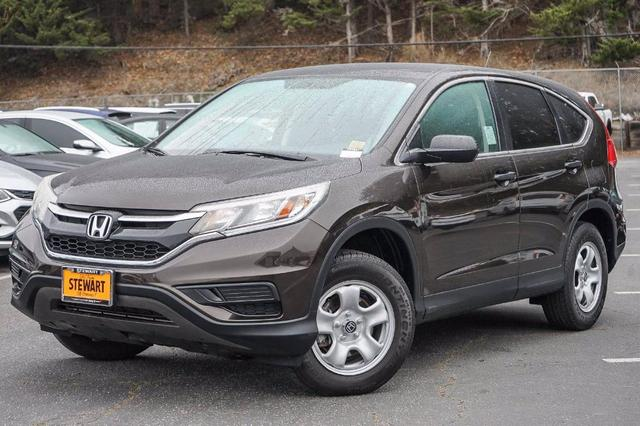 used 2015 Honda CR-V car, priced at $18,991